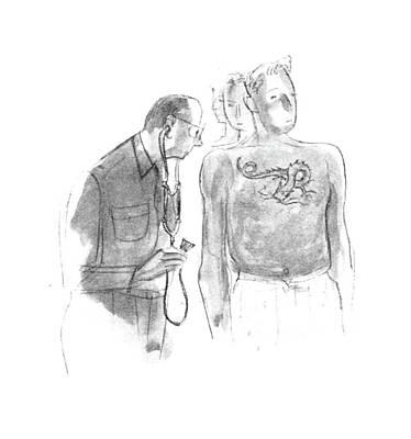 New Yorker August 22nd, 1942 Art Print