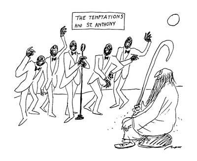 New Yorker August 26th, 1996 Art Print