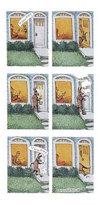 New Yorker December 13th, 1993 Art Print by John O'Brien