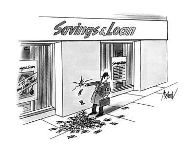 New Yorker December 17th, 1990 Art Print by Kenneth Mahood