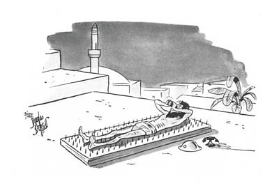 New Yorker December 19th, 1942 Art Print