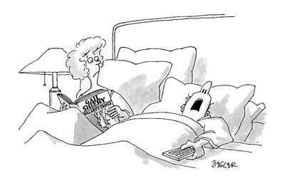 New Yorker December 27th, 1999 Art Print