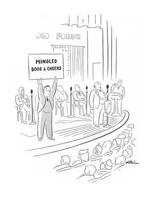 New Yorker February 14th, 1942 Art Print