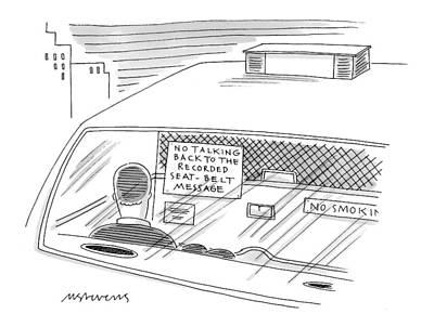 New Yorker February 1st, 1999 Art Print