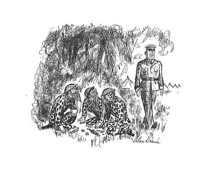New Yorker February 6th, 1943 Art Print by Alan Dunn