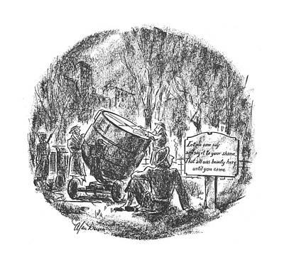 New Yorker January 10th, 1942 Art Print
