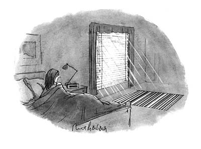 2 Drawing - New Yorker January 10th, 1994 by Mort Gerberg