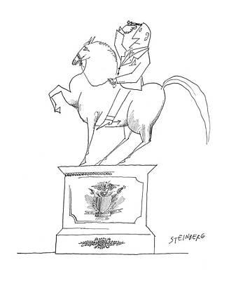 New Yorker January 14th, 1961 Art Print