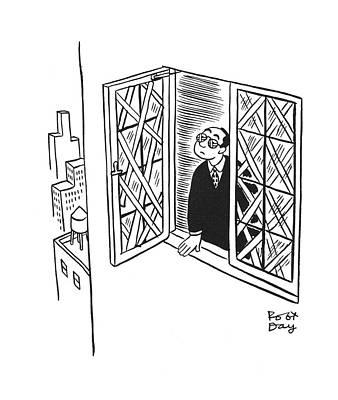 New Yorker January 17th, 1942 Art Print