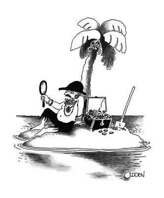New Yorker January 21st, 1991 Art Print