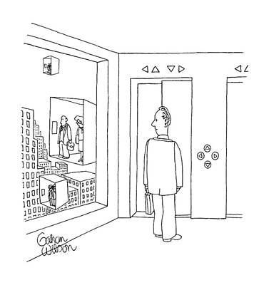 New Yorker January 22nd, 1990 Art Print