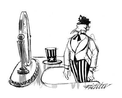 New Yorker January 25th, 1993 Art Print by Mischa Richter