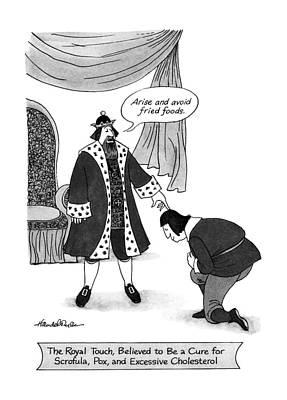 Believe Drawing - New Yorker January 29th, 1990 by J.B. Handelsman