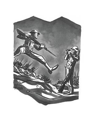 New Yorker January 31st, 1942 Art Print