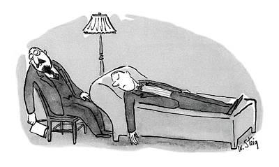 New Yorker January 8th, 1955 Art Print