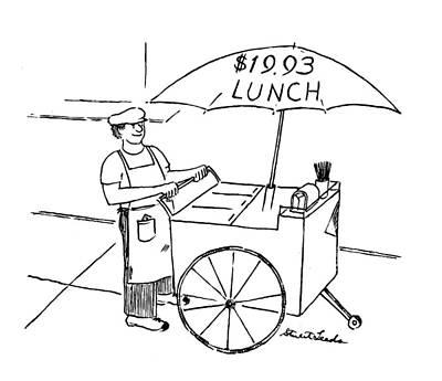 New Yorker July 19th, 1993 Art Print