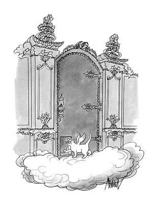 New Yorker July 22nd, 1991 Art Print