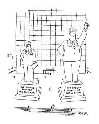 New Yorker July 27th, 1987 Art Print
