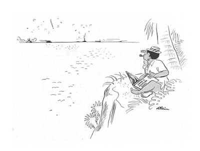 New Yorker July 31st, 1943 Art Print by  Alain