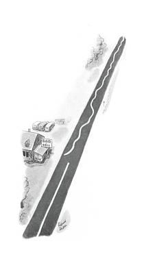 New Yorker July 5th, 1941 Art Print