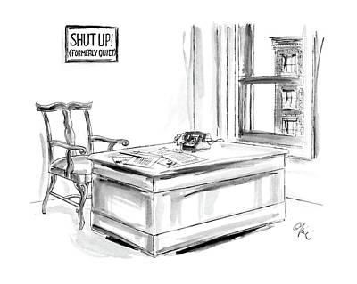 New Yorker June 13th, 1988 Art Print by Everett Opie