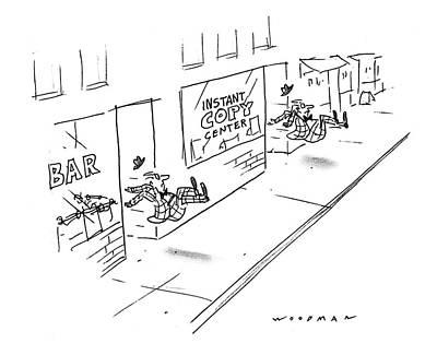New Yorker June 13th, 1994 Art Print