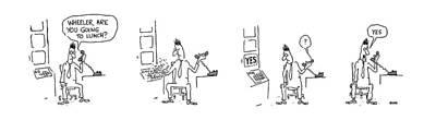 New Yorker June 18th, 1990 Art Print