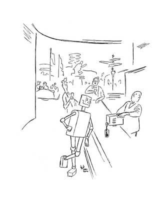 New Yorker June 1st, 1940 Art Print by Ned Hilton
