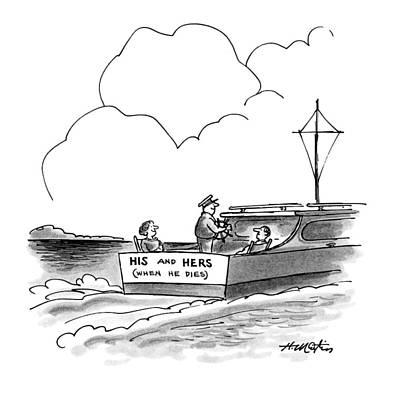 New Yorker June 23rd, 1997 Art Print