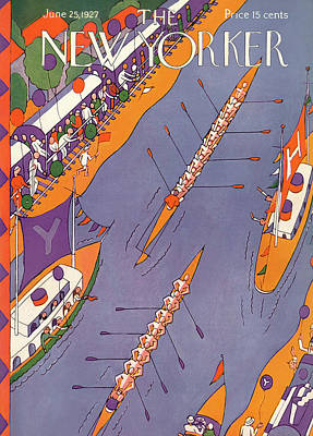 New Yorker June 25th, 1927 Art Print