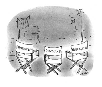 Advertising Drawing - New Yorker June 27th, 1994 by Arnie Levin