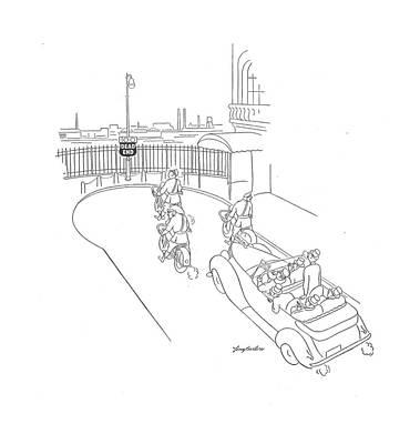 New Yorker June 28th, 1941 Art Print