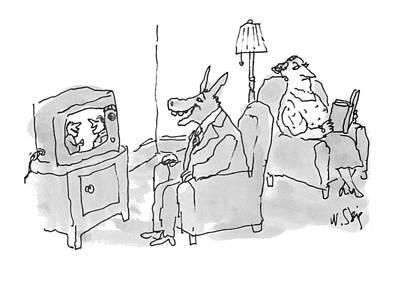 New Yorker June 28th, 1993 Art Print