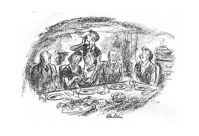 New Yorker June 5th, 1943 Art Print