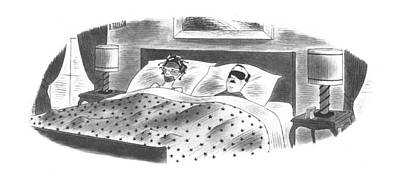 Etc. Drawing - New Yorker June 8th, 1940 by Richard Taylor