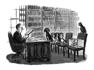 New Yorker June 8th, 1981 Art Print