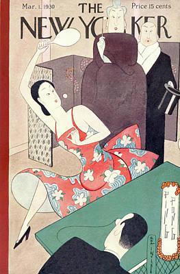 New Yorker March 1st, 1930 Art Print