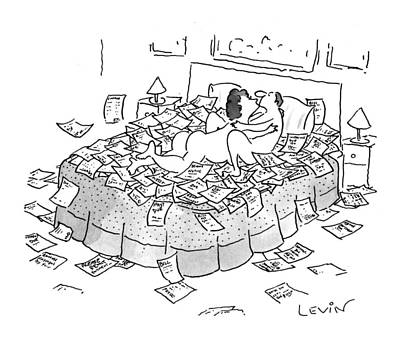 New Yorker May 10th, 1993 Art Print