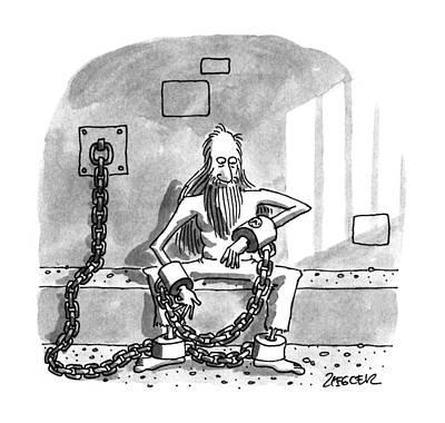 New Yorker May 13th, 1996 Art Print