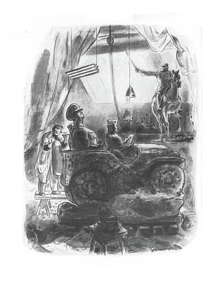 New Yorker May 15th, 1943 Art Print