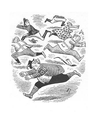 New Yorker May 15th, 1943 Art Print by Richard Taylor