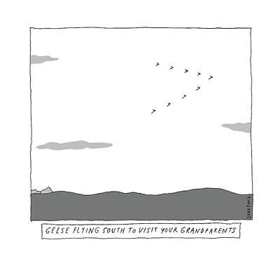 New Yorker May 15th, 2017 Art Print