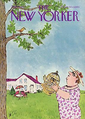 New Yorker May 29th, 1971 Art Print