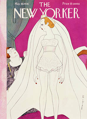 Painting - New Yorker May 30 1936 by Rea Irvin