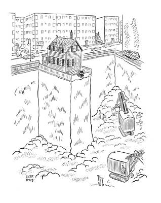 New Yorker May 3rd, 1941 Art Print