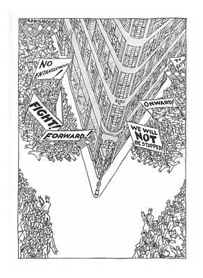 New Yorker May 4th, 1940 Art Print