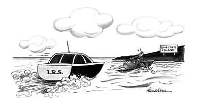 New Yorker May 4th, 1992 Art Print