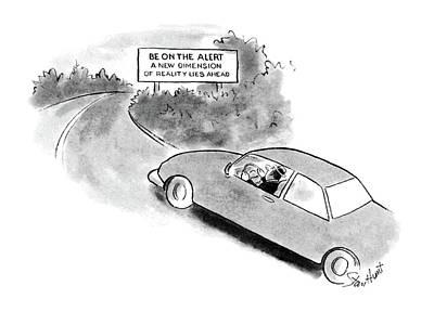 New Yorker May 5th, 1986 Art Print