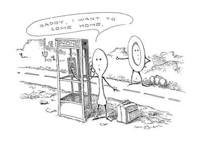 New Yorker May 6th, 1991 Art Print