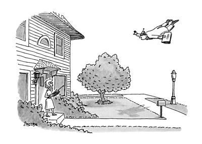 New Yorker November 11th, 1991 Art Print